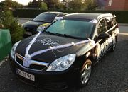 Bilindpakning / Car wrap