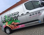 Le Chef, Carwrap, ford costum